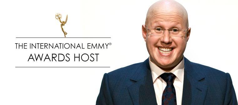 RT @iemmys: Matt Lucas to Host International Emmy® Awards in NYC November 24 http://t.co/Xuv1IGIOpL @RealMattLucas http://t.co/gXy117l7Zf