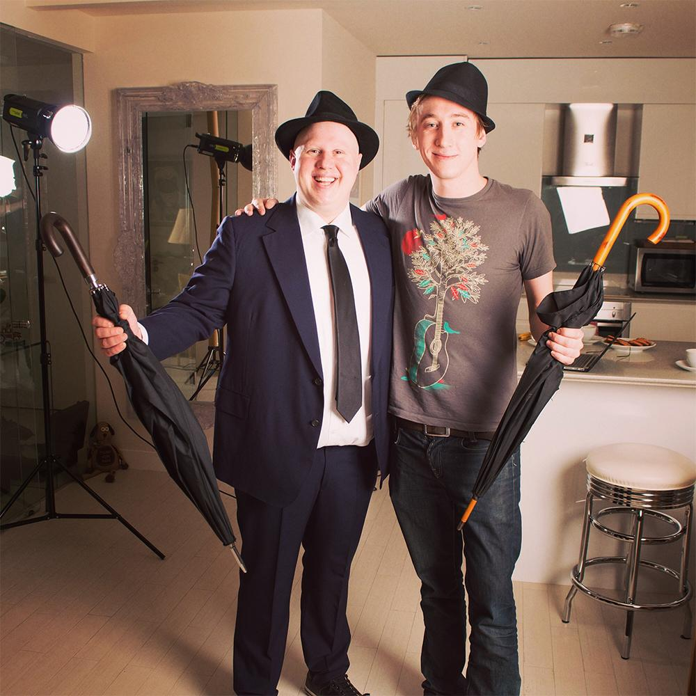 RT @JoeSimpsonArt: I'm thrilled to announce the next subject I'll be painting is @RealMattLucas as Don Lockwood from Singin' In The Rain ht…
