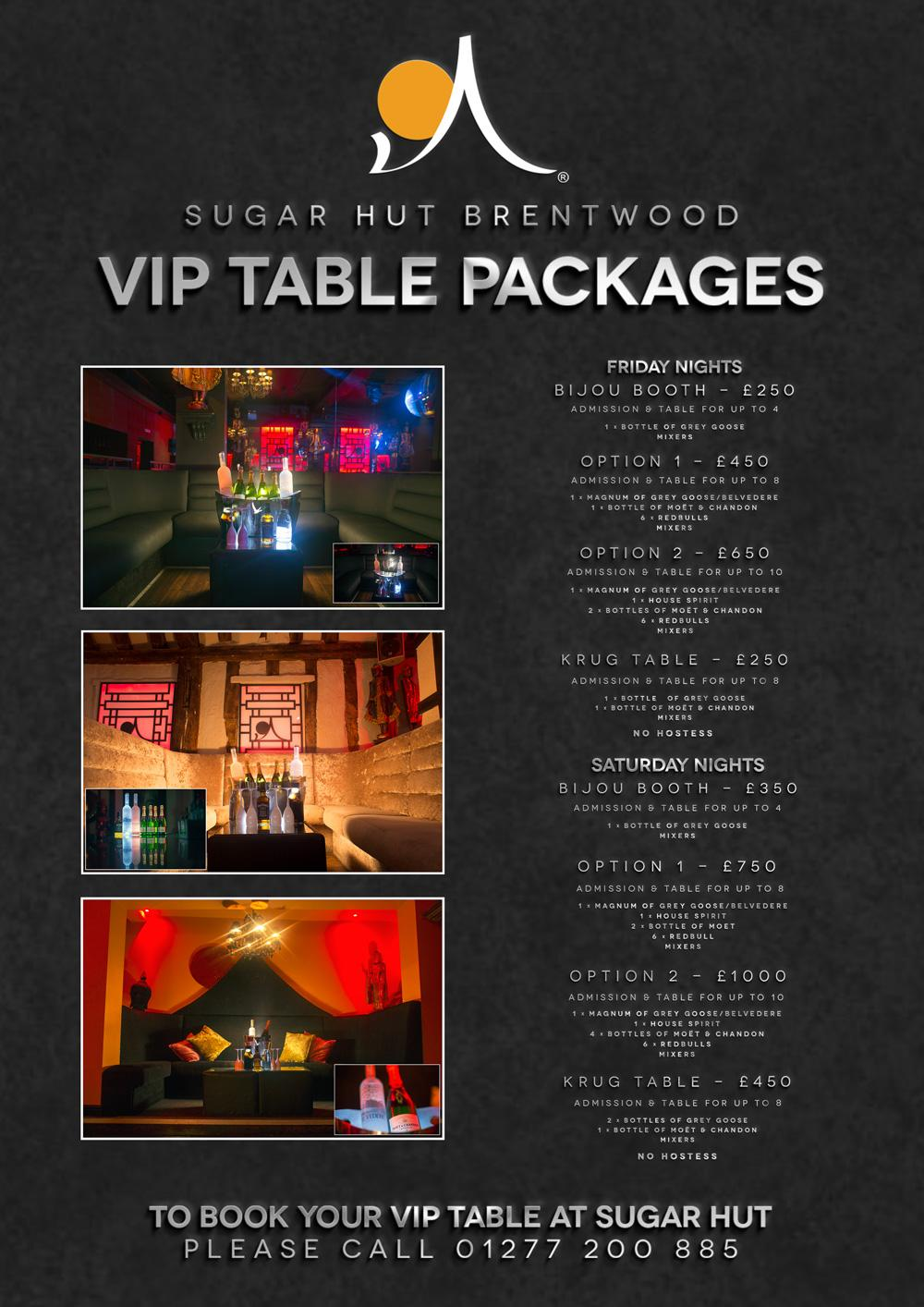 Limited tables available for this weekend please call us on 01277 200885 to secure yours http://t.co/iVeAYy7xsp