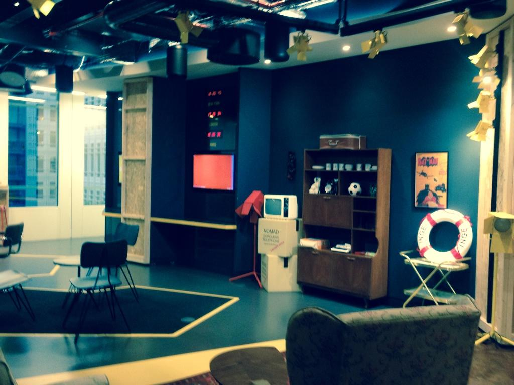 RT @BMC_forB2B: Just getting ready for our first ever networking event #Iloveb2b @GoogleB2BTeam HQ! http://t.co/gbmb3ryz8Z