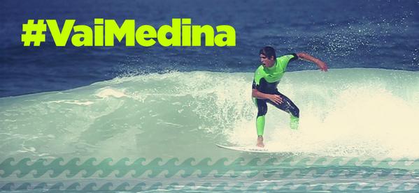 ...̡̡̲̲̲̲͡͡͡.|̲̲̲͡͡͡ ﹏ Aloha! Use a hashtag #VaiMedina e torça com o @guarana pro fenômeno do surf @gabriel1medina http://t.co/YjP4yHmtxF
