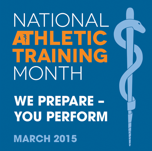 athletic training research topics