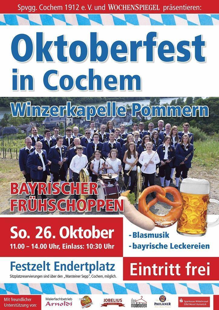 "ferienland cochem on twitter: ""ab morgen: oktoberfest im festzelt"