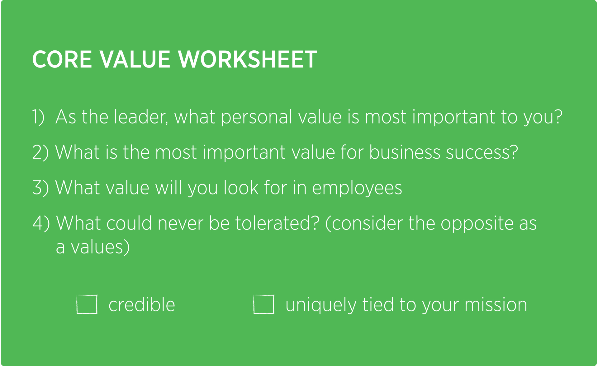 worksheet Personal Values Worksheet sequoia on twitter worksheet for defining your companys core values alfred lin at stanford cs183 httpt coxlcosi3z7s
