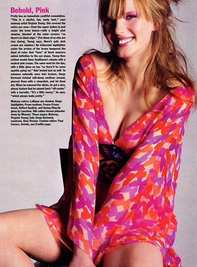 #TBT for my first shoot with @Allure_magazine 13years ago! 💗 http://t.co/k8uPXjqIVA