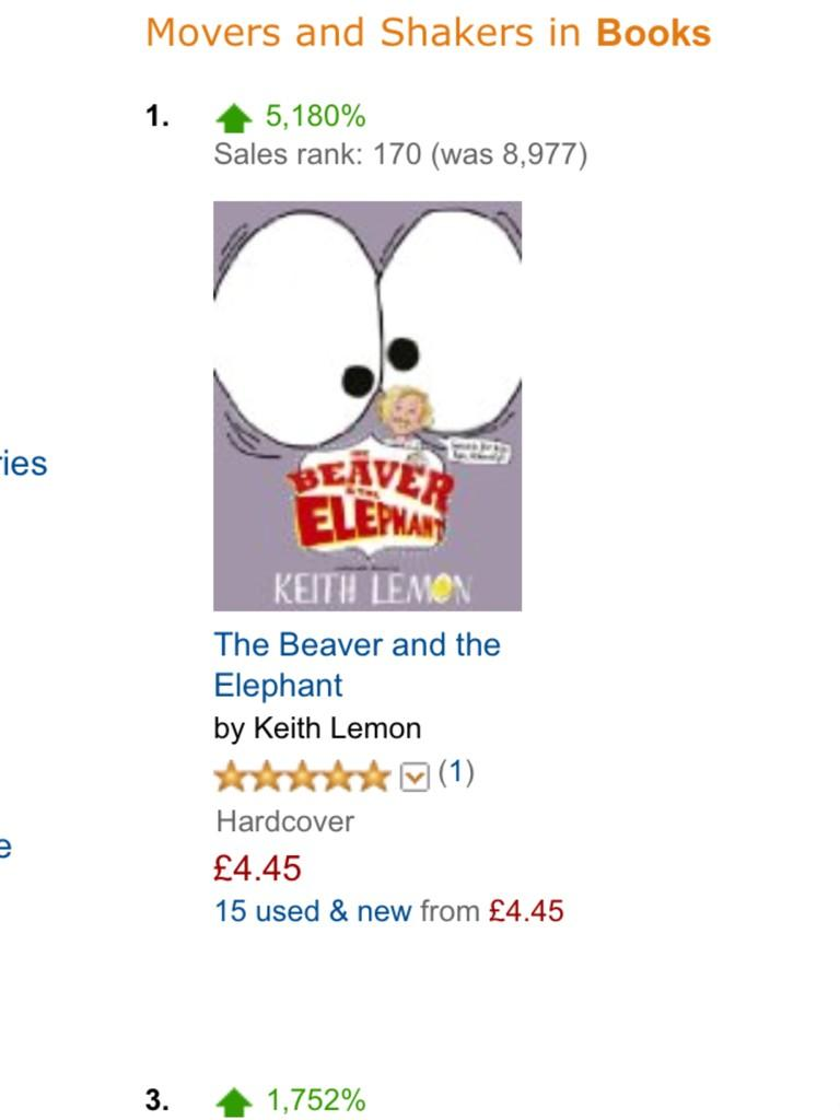 Oh and big fanks to all who's bought me book! http://t.co/ESgBbQZifX