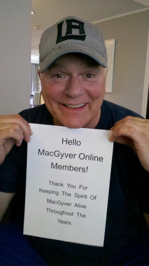 Macgyver Online