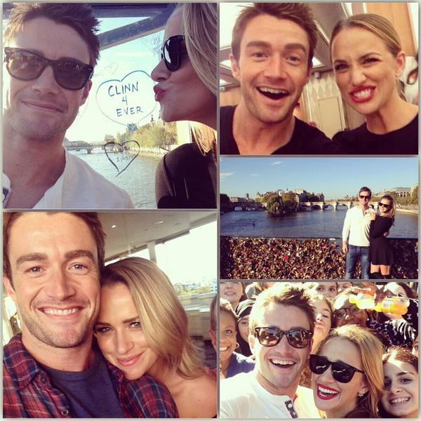 My Paris partner in crime! Best time ever with @robertbuckley #tbt #fbf #Clinn #FWTP2 #loveya http://t.co/6Z2TJpDQtV