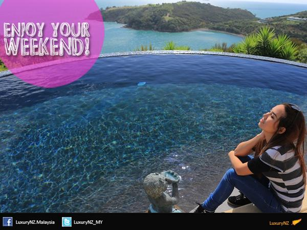 Relaxation is all you need  on the weekend! http://t.co/mgacWx8ni2