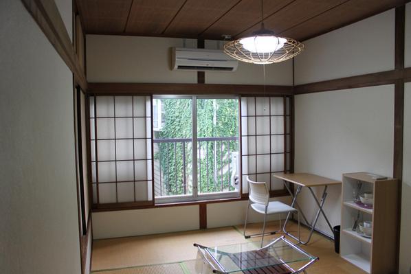 Traditional Anese Apartment In Tokyo Tatamis Fusumas Shojis Near Ikebukuro Sakura House En B00183 2 Room Pic Twitter