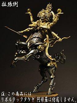 リボルテック麒麟は仏像ともジョイントできるだと…… pic.twitter.com/vPVL68jSe9