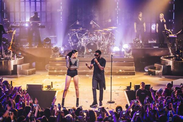 .@JessieJ & @TinieTempah at #itunesfestival. Watch the show in full for a limited time. http://t.co/iJisxD8K2N http://t.co/PEfMXrHhD9