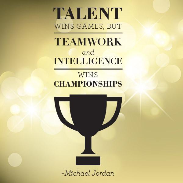Erik Qualman On Twitter Rt At Davekerpen Talent Wins Games But