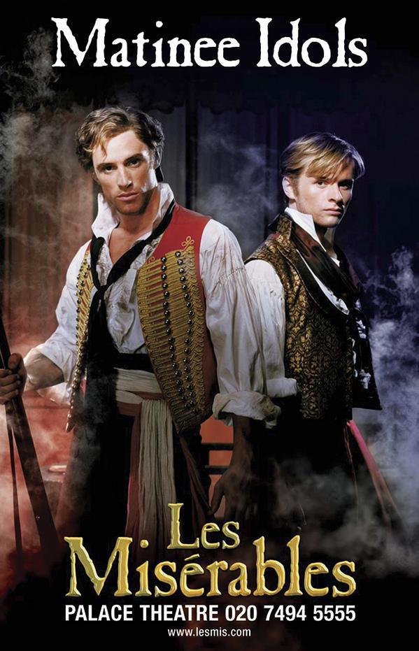 Les Misérables on Twitter: