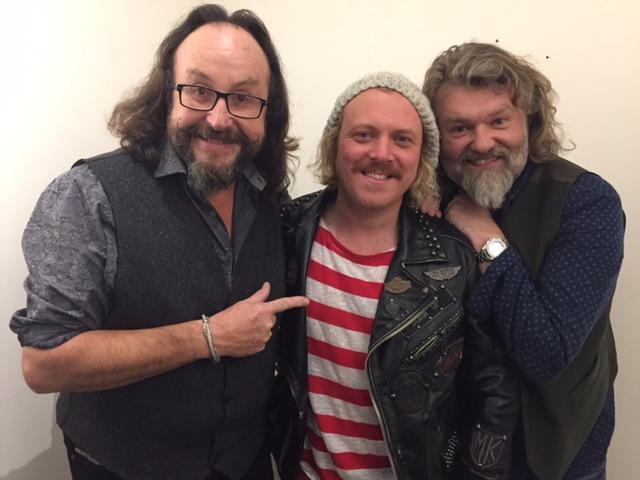 RT @orionbooks: Yesterday we published @lemontwittor's The Beaver and The Elephant. But which @HairyBikers is which? #keithlemon http://t.c…