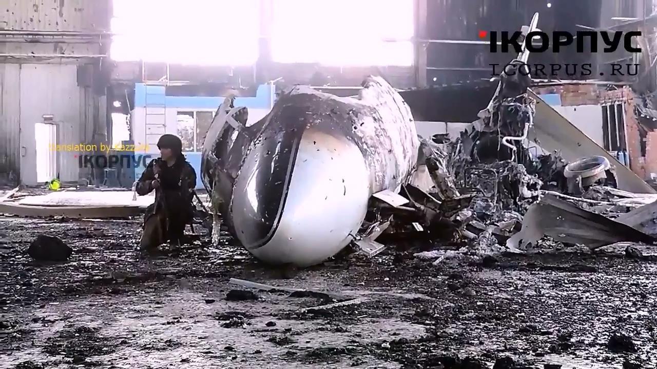 В Донецке террористы танками перекрыли дорогу на аэропорт, - очевидцы - Цензор.НЕТ 5340