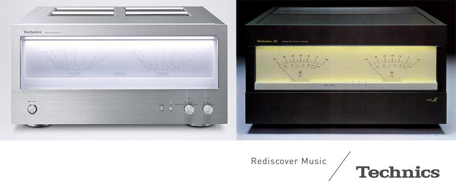technics on twitter power amplifier se r1 2014 se a1. Black Bedroom Furniture Sets. Home Design Ideas