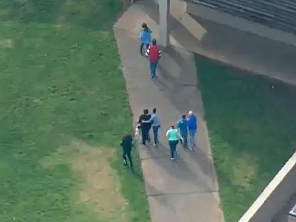 Shooting at Marysville-Pilchuck High School near Seattle