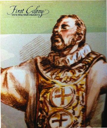 """First Colony Exhibit on Twitter: """"Who is Father Francisco Lopez de ..."""