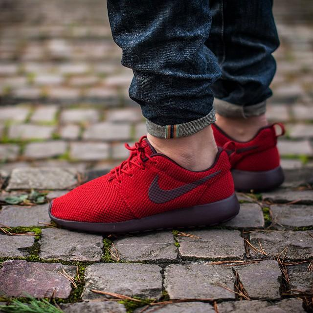 Red Roshe Runs On Feet | Professional Standards Councils