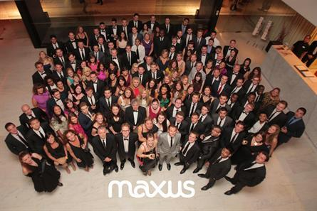Huge congrats to @MaxusLondon who scooped 'Media Agency of the Year' #mediaweekawards http://t.co/hDQybw0xUc