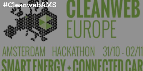 Please RT! #Cleanweb EU hackathon @DeGroeneBocht: http://t.co/V6p1wGFqVt http://t.co/MEgyUrukN2 @circleeconomy #AMS http://t.co/1Vry4GGJwM