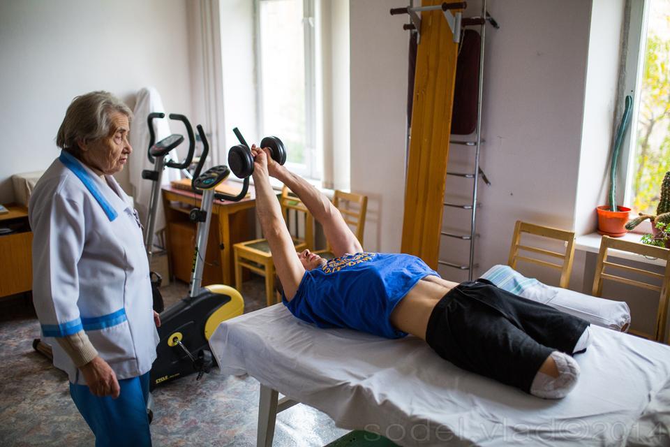 В Украине презентовали Первый добровольческий мобильный госпиталь - Цензор.НЕТ 9815
