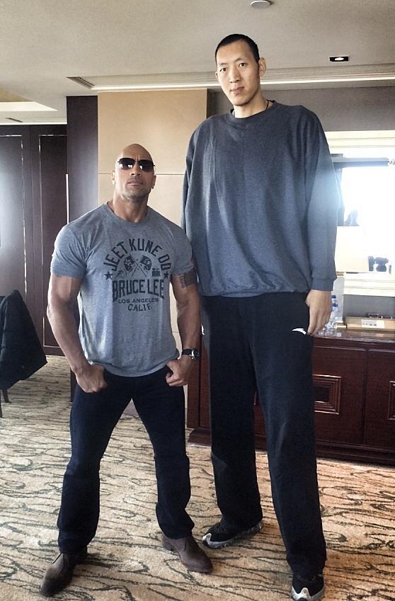 ¿Cuánto mide Sun Ming Ming? - Altura - Real height B0ufA2KIIAEWpr_