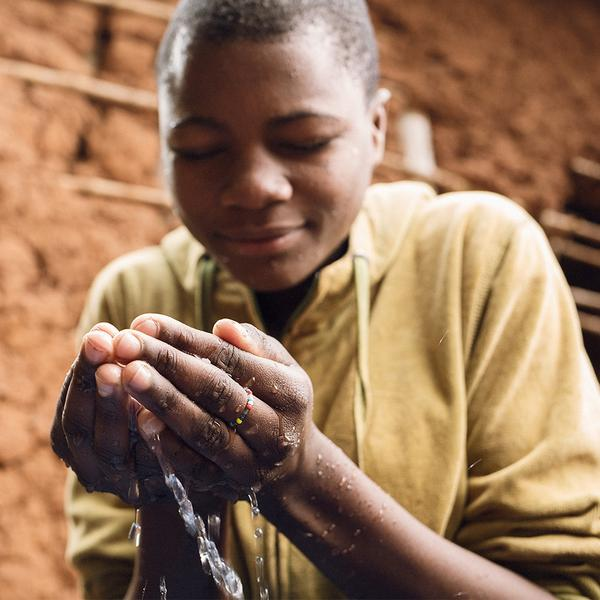 6,800 people in Rwanda have clean water today because of you, @pewdiepie. Happy bday and a proud brofist from us! http://t.co/F7dc8OK9DR