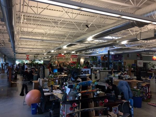 Ro On Twitter Awesome Place Zumiez Headquarters Http T Co Mzopbnkjy1