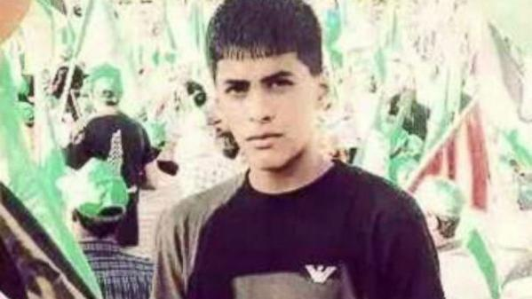 14 y/o Palestinian-American teen Orwah Hammad shot dead today by Israeli soldiers in Silwad, occupied West Bank http://t.co/qjXDSCu5al