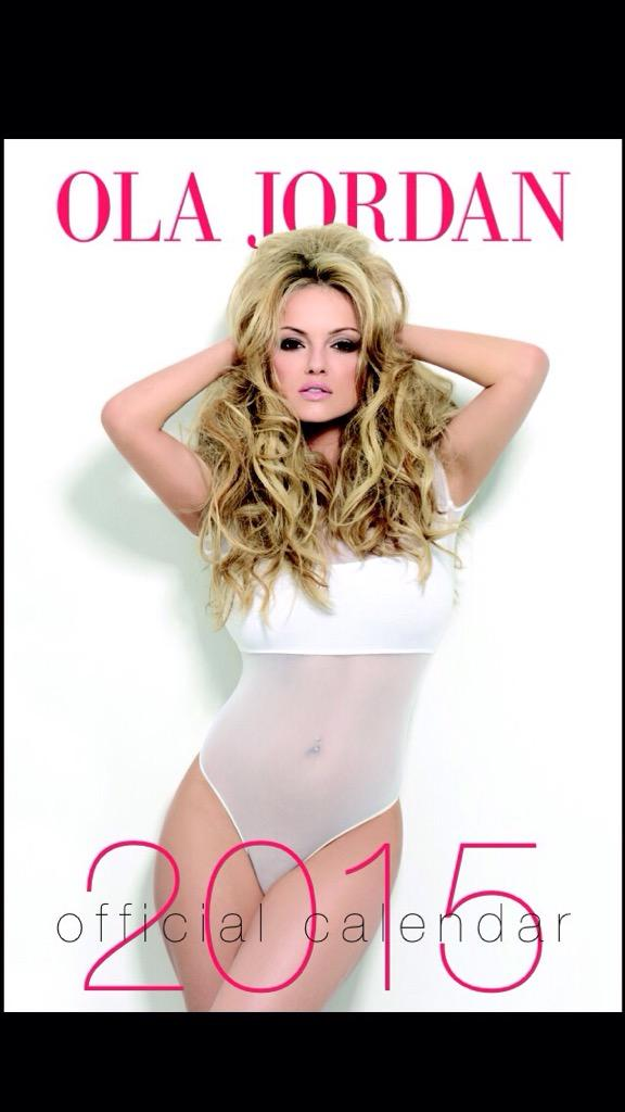 "RT @brianjive: ""Hi tweeps Don't forget if you want to get @The_OlaJordan 2015 calendar go to  http://t.co/BcyxwVz53v http://t.co/cfhcTSsLWc"""