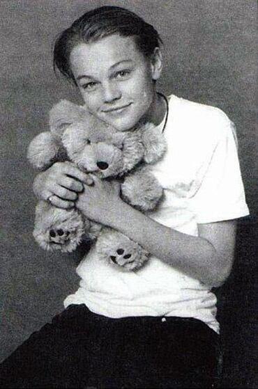 фото леонардо ди каприо в детстве