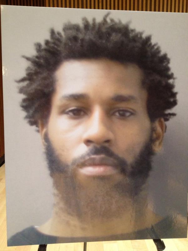 NYPD releases picture terrorist Zale Thompson