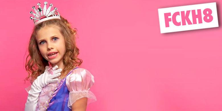 Is This Morally Right? Little Girls Dressed As Princesses Drop F-Bombs In The Name Of Feminism http://t.co/wia4JCAzjX http://t.co/tigOz8bDsj