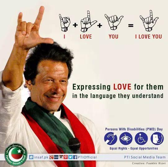 Awab Alvi On Twitter Sign Language Symbol Of I Love You Was Funny