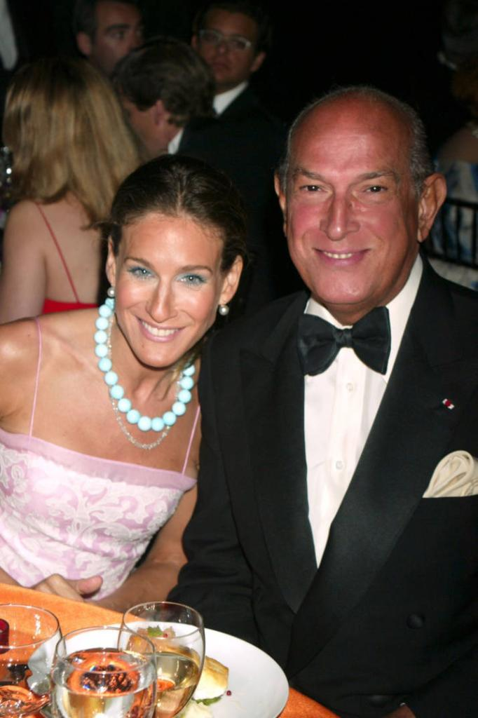 Read @SJP's incredibly moving letter to Oscar de la Renta: http://t.co/o5JxFF57je http://t.co/spQCsmsanl
