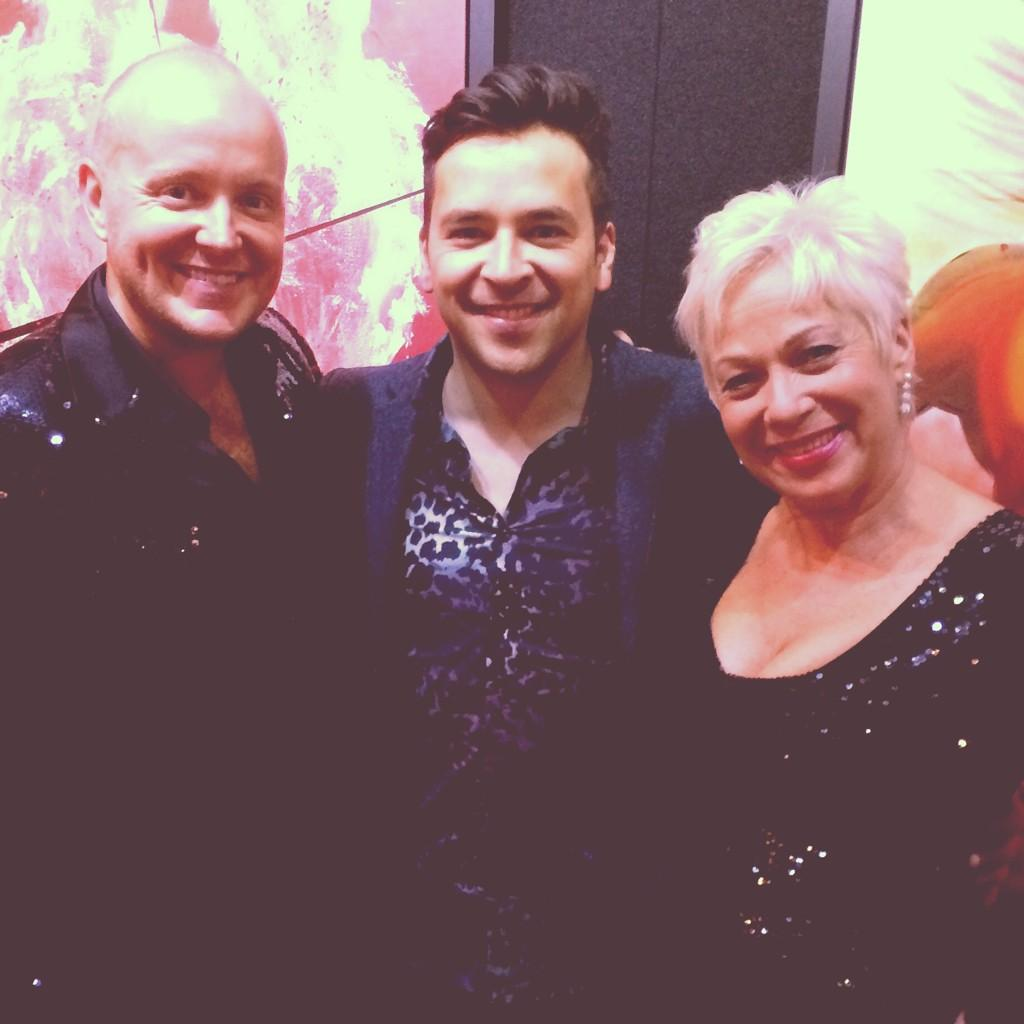 RT @_richiephillips: Great to meet @LincolnTownley & @RealDeniseWelch whilst playing at @AntidoteArt this eve. Glad you liked my music :-) …