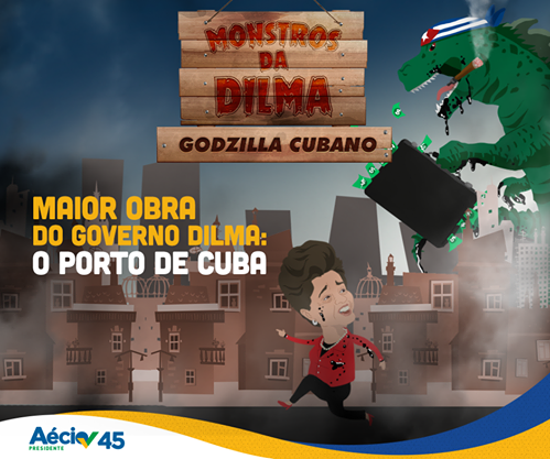 Quem vai questionar os feitos da Dilma??? #Cuba Agora #ÉAecio45Confirma http://t.co/e0L3mnWoSH