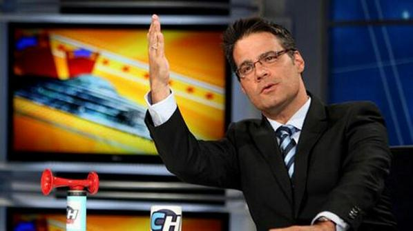 Luis Chataing donará ganancia de Por todos los medios a Yordano   http://t.co/x5IXDxwgpM http://t.co/ybMrbkOgRY