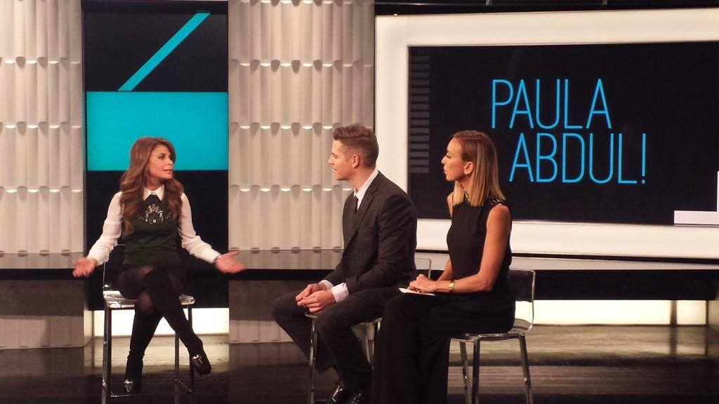 Such a pleasure to co-host 2nite on @ENews with @IAmCattSadler @JasonKennedy1 & @GiulianaRancic! Watch at 11pm 2nite! http://t.co/d4muP8clt2