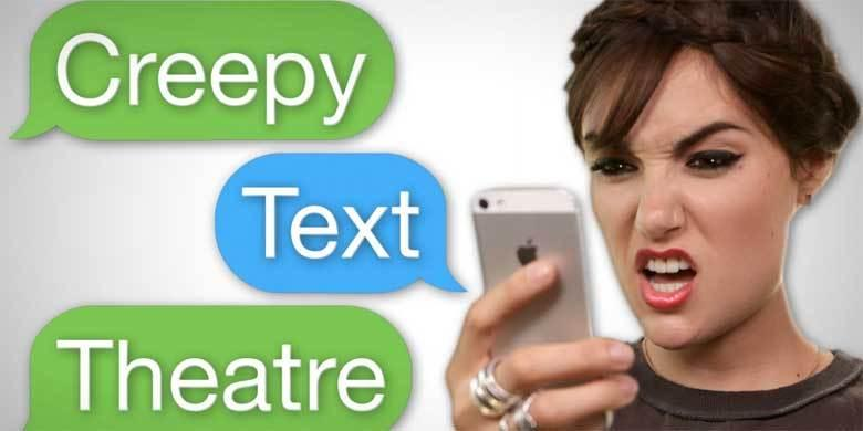 Sasha Grey Reads Out Some Creepy Explicit Texts http://t.co/5nneycvmQo http://t.co/q6dm3DpjmI