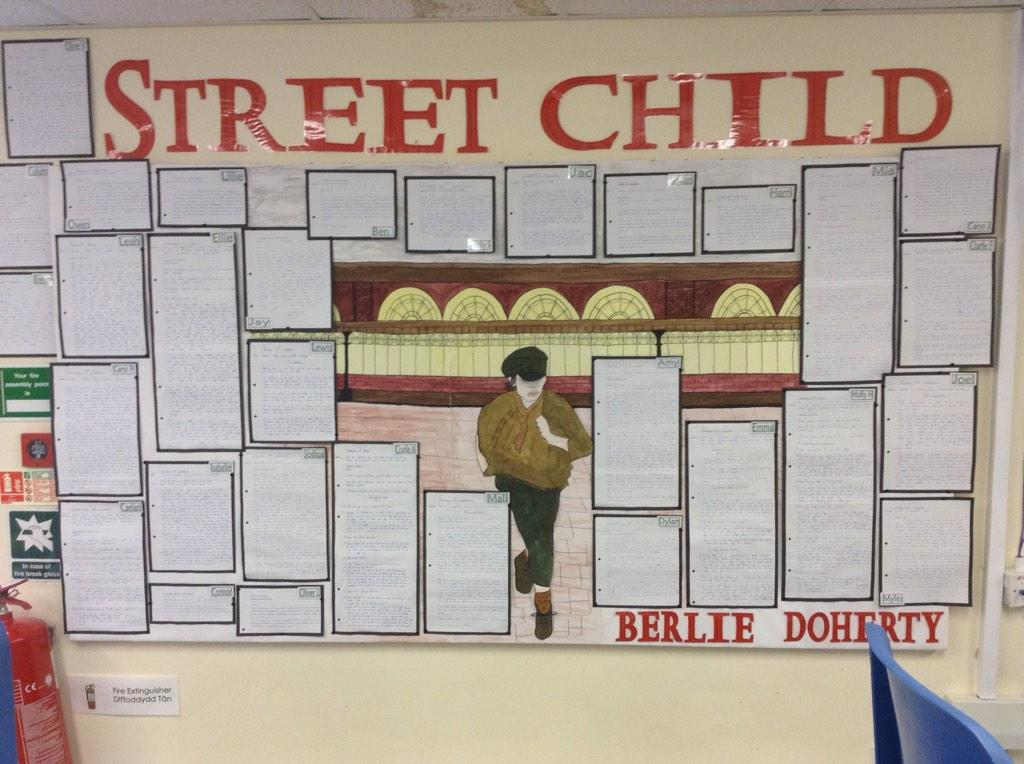 Street children essay