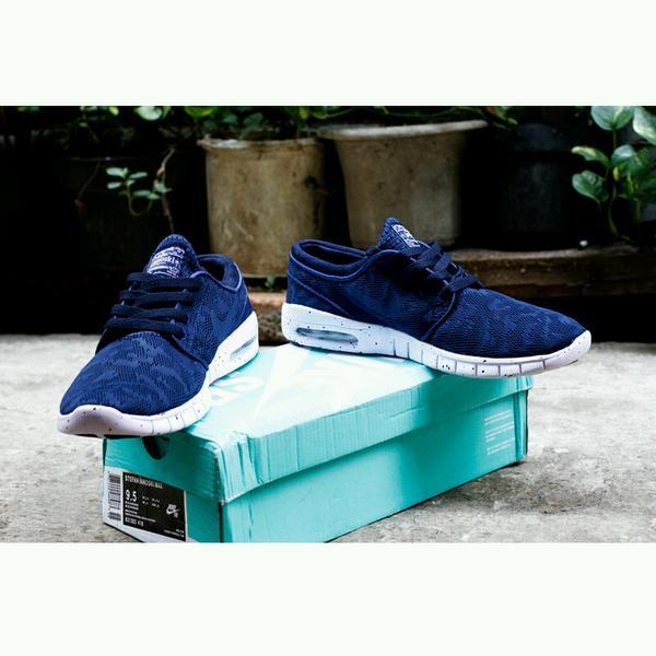 Nike Sb Stefan Janoski Max Midnight Navy Buy