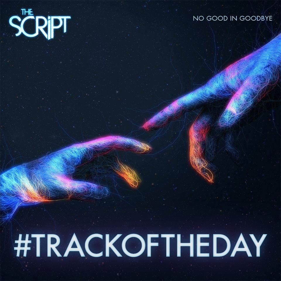 RT @thescript: #TheScriptFamily have you heard 'No Good In Goodbye' on @BBCR1 today? If you have tweet us with #NoGoodInGoodbye. http://t.c…