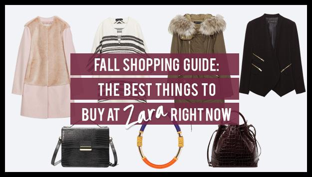 The very best things to buy at @ZARA for fall: http://t.co/EhyjXyaYiP http://t.co/14Gim4Vf3a