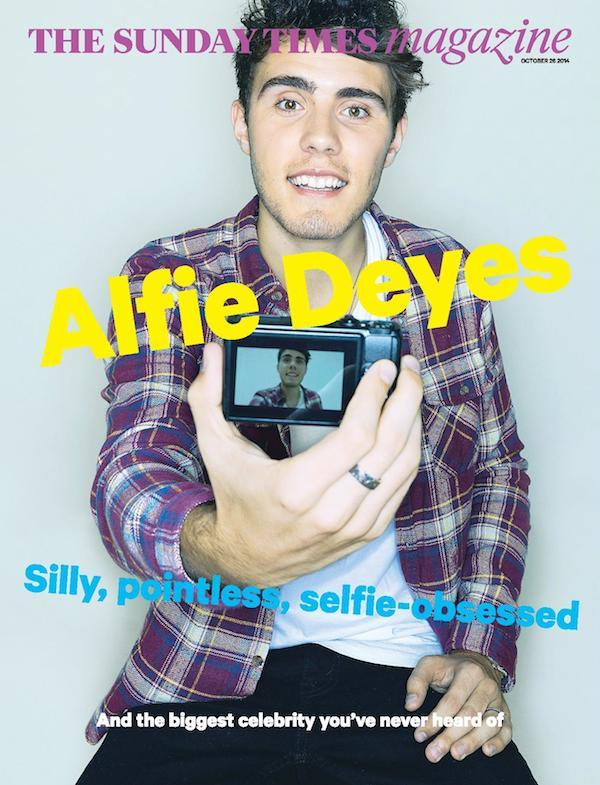 Tomorrow: our big interview with Alfie Deyes, @ZozeeBo & their YouTube mates @PointlessBlog http://t.co/y6RjR8xkmh http://t.co/6puNcahXgw