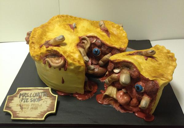 Cakes By Robin On Twitter Warning Image Contains Mildly Gross And
