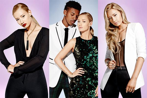 See @IggyAzalea and her real life BF in @Forever21's latest campaign: http://t.co/XFAuHnitNB http://t.co/k42sn5PcnS