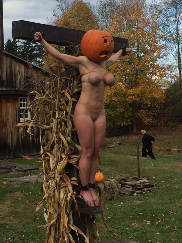 Bondage stories scarecrow